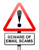 Howard Lipset of www.thecfo.wordpress.com warns readers about email scams.