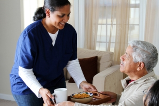 Home Health Care Workers by Howard Lipset's Guest Blogger, Vincent White